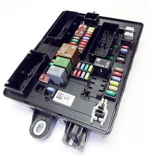 2014-2015 Cadillac SRX GM Fuse Block Box Complet, Genuine Wiring Juntion