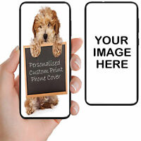 For Apple iPhone Series Back Case Phone Cover - Custom Personalised Print