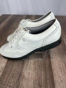 Footjoy Softjoys Terrain Soft Spike Ladies Golf Shoes 48704  Size 9.5