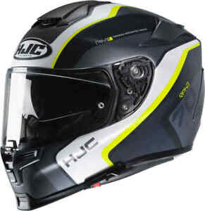 HJC RPHA 70 Kroon MC4HSF Motorrad Helm Integralhelm Sporthelm Sonnenblende NEU