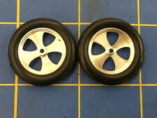JDS 7025 Maltese Cross Large Fronts drag wheels from Mid America Raceway