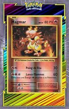 🌈Magmar Reverse - XY12:Evolutions - 20/108 - Carte Pokemon Neuve Française
