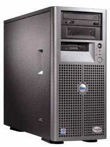 Dell Poweredge 700 Intel Pentium 4 2.80 GHz Tower Server
