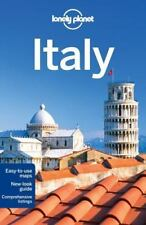 Lonely Planet Italy (Country Guide)-ExLibrary