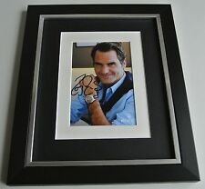 Roger Federer SIGNED 10x8 FRAMED Photo Autograph Display Tennis Memorabilia COA