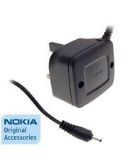 100% Original AC-3X Thin Pin Red Cargador De Pared Para Nokia 1208 3720 6230 E72 N95