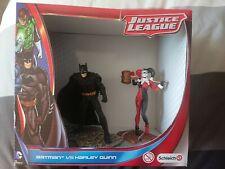 Schleich DC Comics - Batman vs Harley Quinn pack (22514) (damaged box)