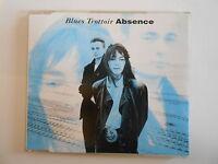 BLUES TROTTOIR : ABSENCE ( PROMO BLEU ) [ CD-MAXI PORT GRATUIT ]