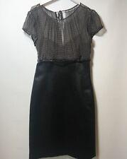 Tahari Arthur S.  Levin Black Dress