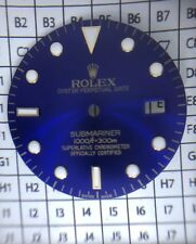 Rolex Submariner 2Tone Blue Color Dial with Luminous Markers