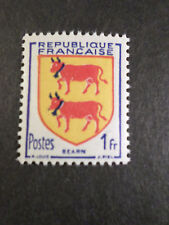FRANCE, 1951, timbre 901, ARMOIRIES BEARN, neuf**, MNH STAMP