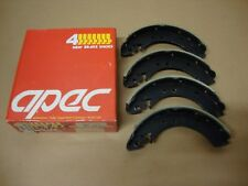 Ford Cortina 1.3 & 1.6 Engine When Fitted Girling 1974 - 1982 Rear Brake Shoes