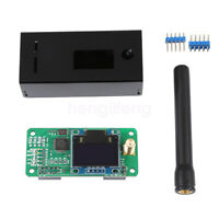 New  MMDVM hotspot UHF/VHF with OLED  + Case + Antenna Support P25 DMR YSF