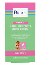 Biore Ultra Deep Cleansing Pore Strips X 6