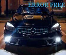 Mercedes Clase C W204 Xenon Hielo Blanco LED Bombillas De Luz Lateral Canbus Libre De Error x4