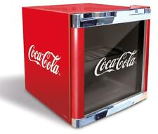 Cubes Coca-Cola Kühlschrank Coolcube Coca Cola Mini-Kühlschrank mit Glastür