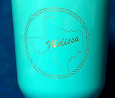 Personalized Rtic 20oz Stainless Steel Cup - Laser Etched