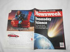 NEWSWEEK Magazine-NOVEMBER 23,1992-DOOMSDAY SCIENCE-NEW THEORIES ABOUT COMETS