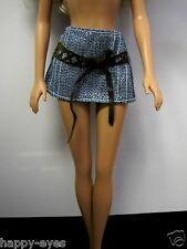 BARBIE DOLL CLOTHES/SHOES  *MATTEL SPARKLE SKIRT*   *NEW*  #802