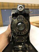 Kodak No 2a RR Lens Folding Autographic Brownie 116 Camera Range Finder Vintage