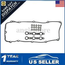 Valve Cover Gasket Set Kit 15 Bolt Seals For BMW E46 E39 E53 X5 E36 Z3 325i 520i