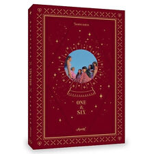 APINK [ONE&SIX] 7th Mini Album SIX Ver CD+Photo Book+4p Card A PINK K-POP SEALED