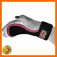 GEL WEIGHT LIFTING TRAINING GRIPS STRAPS GLOVE SUPPORT LIFT FITNESS GYM WRIST