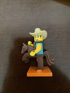 Lego Cowboy Costume Guy Series 18