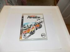 BURNOUT PARADISE SONY PLAYSTATION 3