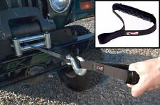 Winch Line & Hook Safety Handle - Keep Your FIngers Away from That Hook!
