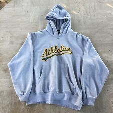 Vintage Nike Center Swoosh Hoodie Travis Scott Oakland Athletics