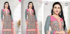 New Anarkali Salwar Kameez Bolliwood Indian Ethnic Suit Wedding Party Wear Dress