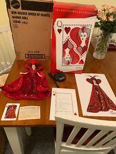 Mattel Barbie Queen Of Hearts BOB MACKIE In Original Box And Shipper.