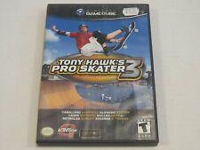Tony Hawk Pro Skater 3 - Nintendo Gamecube - Complete in Box CIB