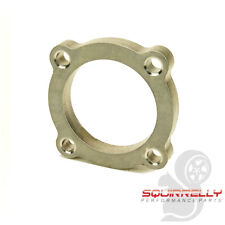 """Squirrelly 2.5"""" T3 4-Bolt Turbo Discharge Flange 304 Stainless Steel 2.5inch"""