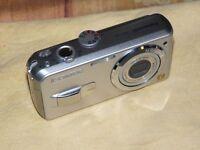 Panasonic Lumix DMC-LS2 5.0 Mp - Digital Kamera - Silberne