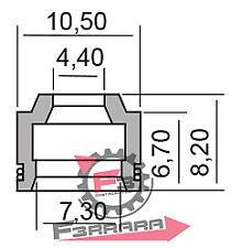 653.100669240 PARAOLIO VALVOLE KYMCO 50->500 CC