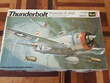 Vintage Revell 1/32 Thunderbolt Republic P-47D New Open Box