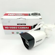 Tmezon 720p Hd Video Camera, Security Outdoor Cctv Surveillance Camera,.