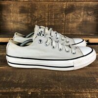 Converse Womens Chuck Taylor All Star 161423F Light Gray Sneakers Shoes Size 6.5