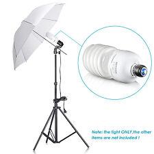 Neewer 45W 5500K Tri-phosphor Spiral CFL Daylight Balanced Light Bulb