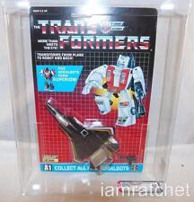 Transformers Original G1 AFA 85 Aerialbot Air Raid MOSC 85/90/90