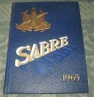 1965 YEARBOOK - SABRE - LA SALLE MILITARY ACADEMY - OAKDALE LONG ISLAND NEW YORK