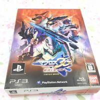 USED PS3 PlayStation 3 macross 30 ginga wo tsunagu 94835 JAPAN IMPORT