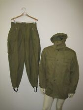WWII US Army Mountain Troop Uniform Jacket and Pants Size 36 / 34 X 31