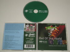 MUSIC ROUGH GUIDE/OUT OF THIS WORLD/VARIOUS ARTIST(RGNET 903) CD ALBUM