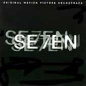 Se7en [Original Motion Picture Soundtrack] by Various Artists (Cd, Sep-1995,.D1