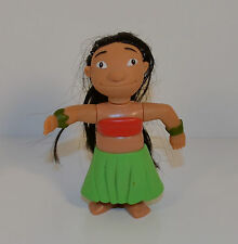 "Rare 2002 Bobble Lilo 3.5"" McDonald's Europe Action Figure Disney Lilo & Stitch"