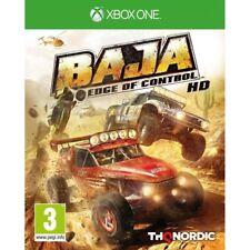 Baja Borde De Control HD Xbox One Juego