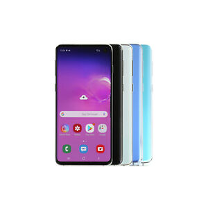 Samsung Galaxy S10 G973F / 128GB / Blau Grün Weiß Schwarz / Gebraucht